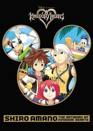 9780316401166: Shiro Amano: The Artwork of Kingdom Hearts