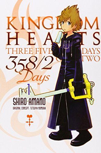 9780316401180: Kingdom Hearts 358/2 Days, Vol. 1 - manga