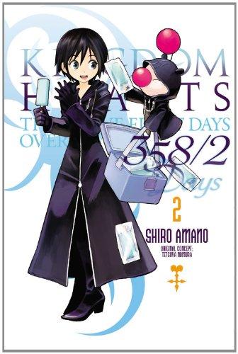9780316401197: Kingdom Hearts 358/2 Days, Vol. 2 - manga