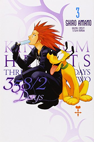 9780316401203: Kingdom Hearts 358/2 Days, Vol. 3 - manga