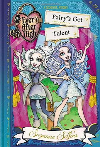 9780316401432: Ever After High: A School Story Book 4