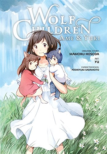 9780316401654: Wolf Children: Ame & Yuki