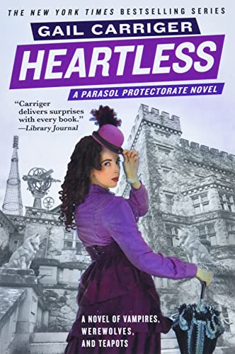 9780316402040: Heartless (The Parasol Protectorate)