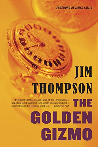 9780316403986: The Golden Gizmo