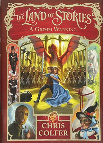9780316406819: A Grimm Warning (The Land of Stories)