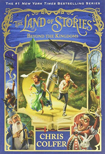 9780316406871: The Land of Stories: Beyond the Kingdoms