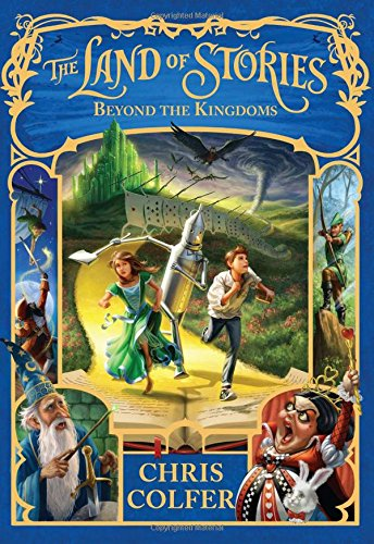 9780316406895: The Land of Stories: Beyond the Kingdoms