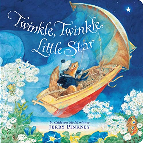 Twinkle, Twinkle, Little Star: Jerry Pinkney