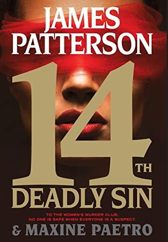 9780316407021: 14th Deadly Sin (Women's Murder Club)