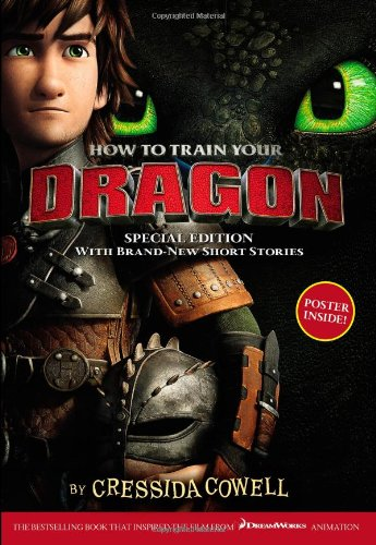 How to Train Your Dragon Special Edition: Cowell, Cressida