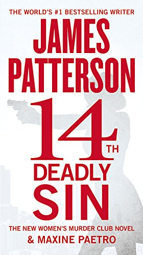 14th Deadly Sin (Women's Murder Club): Patterson, James, Paetro,