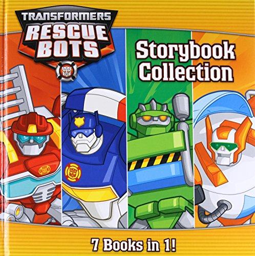 9780316410915: Transformers Rescue Bots: Storybook Collection