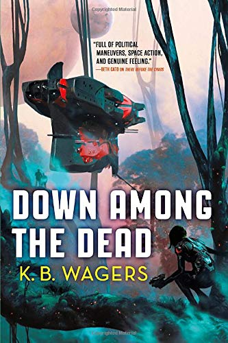 Book Cover: Down Among the Dead