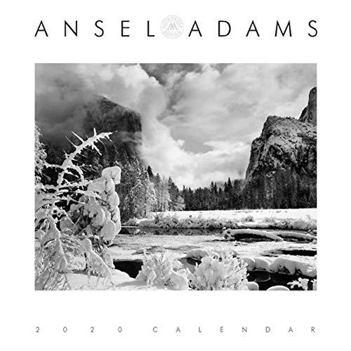 9780316411943: Ansel Adams 2020 Engagement Calendar