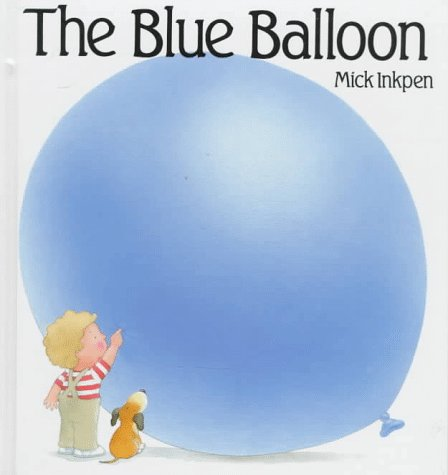 9780316418867: The Blue Balloon