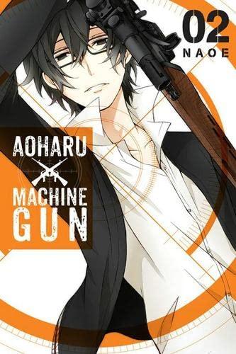 Aoharu X Machinegun, Vol. 2 (Paperback)