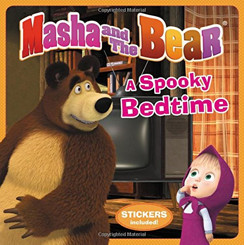 Masha and the Bear: A Spooky Bedtime: Forte, Lauren