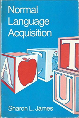 9780316456944: Normal Language Acquisition