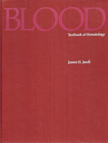 9780316457293: Blood: Textbook of Hematology