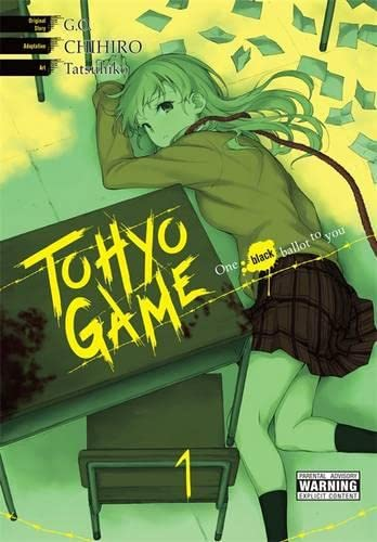 9780316463744: Tohyo Game, Vol. 1: One Black Ballot to You