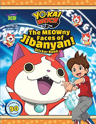 9780316464680: YO-KAI WATCH: The MEOWny Faces of Jibanyan!