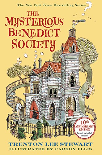 9780316464918: The Mysterious Benedict Society: 10th Anniversary Edition