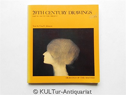 20th century drawings (Drawings of the masters): Johnson, Una E