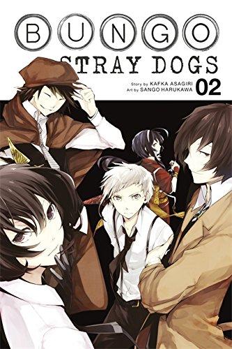 9780316468145: Bungo Stray Dogs, Vol. 2