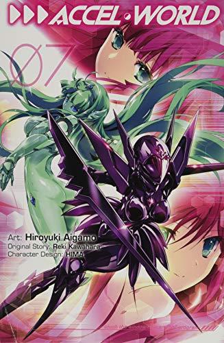 Accel World, Vol. 7 (manga) (Paperback)