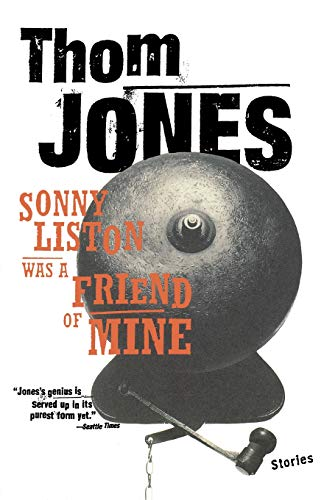 9780316472401: Sonny Liston Was a Friend of Mine: Stories