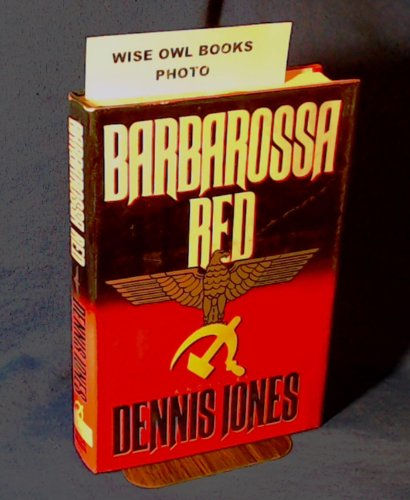 9780316472920: Barbarossa Red: A Novel