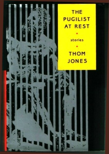 The Pugilist at Rest (Signed): Jones, Thom