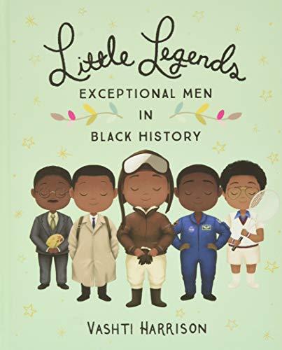 9780316475143: Little Legends: Exceptional Men in Black History