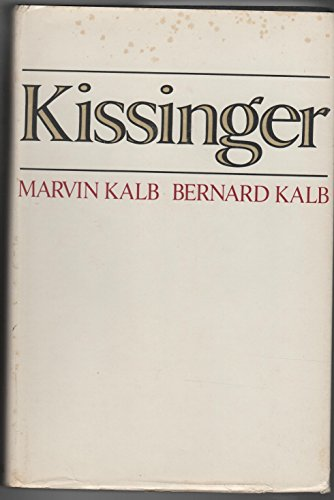 9780316482219: Kissinger