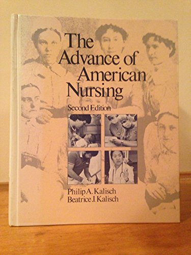 9780316482295: Advance of American Nursing