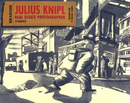 9780316482943: Julius Knipl, Real Estate Photographer: Stories (Library)