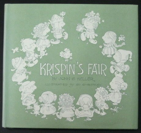 Krispin's Fair [Pictorial Children's Reader, Learning to Read, Skill building]: Keller, ...