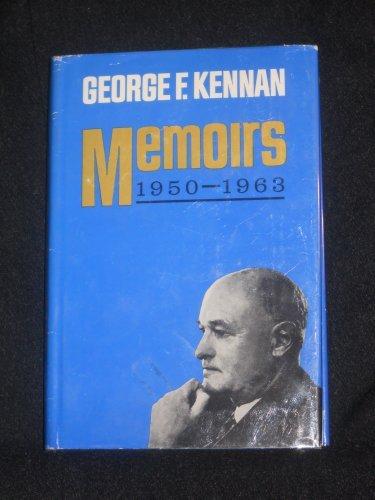 9780316488457: Memoirs, 1950-1963, Vol. 2