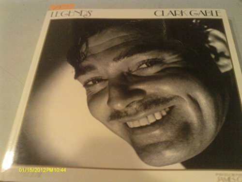 9780316500562: Clark Gable (Legends)