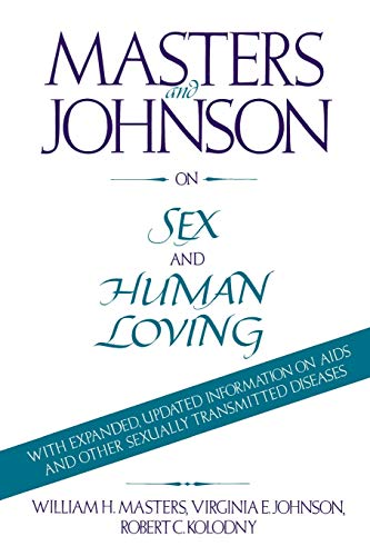 9780316501606: Masters and Johnson on Sex and Human Loving
