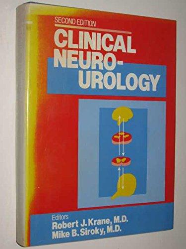 9780316503327: Clinical Neuro Urology