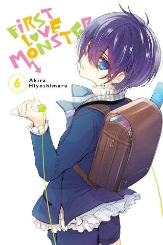 9780316504614: First Love Monster, Vol. 6