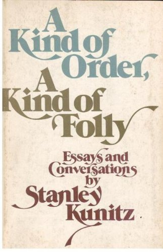 A Kind of Order, A Kind of Fol