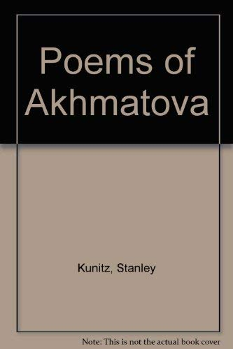 9780316506991: Poems of Akhmatova