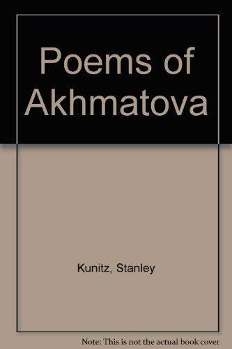 9780316506991: Poems of Akhmatova