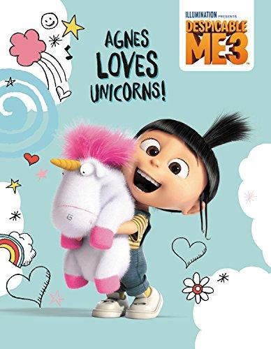 Despicable Me 3: Agnes Loves Unicorns!