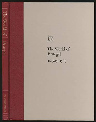 9780316508155: The world of Brueghel c.1525-1569