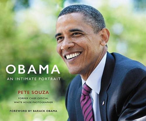 Obama: An Intimate Portrait **SIGNED**: Pete Souza(Author); Barack