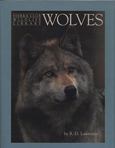 9780316516761: Wolves (Sierra club wildlife)