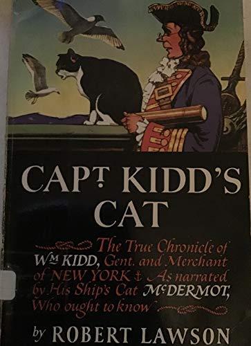 9780316517355: Captain Kidd's Cat